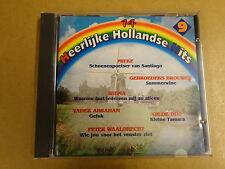 CD / 14 HEERLIJKE HOLLANDSE HITS 9