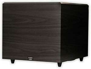 gowo psw15 15 inch down firing subwoofer black
