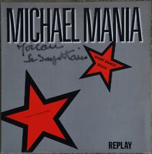Maxi 45t Replay - Michael Mania - A tribute to Michael Jackson