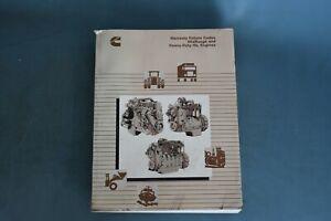 1999 Cummins Warranty Failure Codes MidRange Heavy Duty ISL Engine Repair Manual