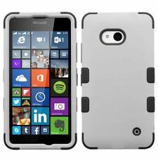 Plain Rigid Plastic Fitted Cases for Nokia Cell Phones