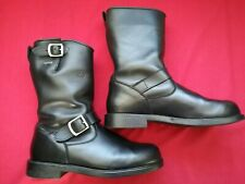 TCX CUSTOM GTX GORETEX WATERPROOF CLASSIC CRUISER MOTORCYCLE BOOTS Size 44 UK 9