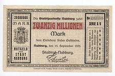 bay1254  Nabburg,  20 Mio Mark