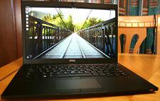 Dell Latitude E7480 Laptop Ubuntu Linux 2.4ghz 6th Gen 16GB Super Fast 256GB SSD