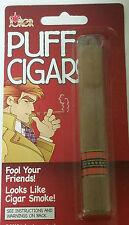 Fake Realistic Looking Puff Smoke Cigar Smoke Prop Prank Joke Gag Gift Magic NEW