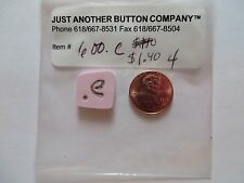 Just Another Button Company Button 0600.e - Pink e