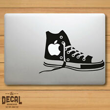 Converse inspired Chuck Sneakers Macbook Sticker / Macbook Decal / Cover / Skin