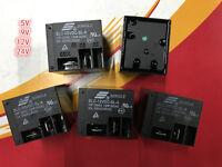 SLC-09VDC-SL-A Power Relay 30A 9VDC T91 4 Pins x 10pcs