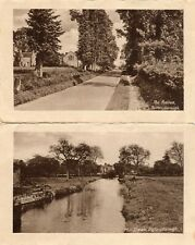 More details for 5 view lettercard baltonsborough nr glastonbury unused al658