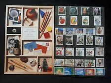 More details for gb stamps mnh collectors pk 1987mint