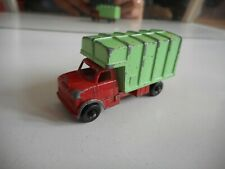 Tuf Tots Moving Truck in Red/Green