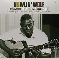Howlin' Wolf - Howlin' Wolf/Moanin' in The Moonlight [2LP vinyl]