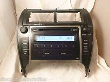 New listing 12 13 14 Toyota Camry Am Fm Radio Cd Player P10069 86120-06340