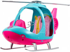 Barbie Travel Helicopter Kid Toy Gift