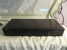 Technics SH-8017 Stereo Graphic Equalizer 7-Band Home Audio Stackable Unit