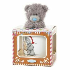 Me to You Christmas Mug & Plush Bear Xmas Gift Set - Tatty Teddy Bear