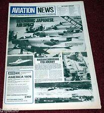 Aviation News 5.6 RA-5C Vigilante,JASDF Japan