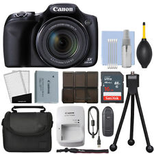 Canon PowerShot SX530 16MP Digital Camera 50x Optical Zoom + 16GB Kit