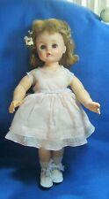 Vintage 1960'S Madame Alexander 17' Kelly Doll