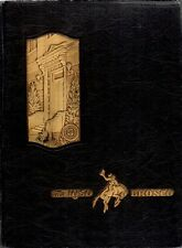 Simmons University Abilene Texas 1930 Bronco Yearbook Annual