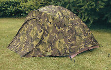 USMC Combat Tent Two-Man Three-season with Rain Fly, Stakes, Poles, & carry bag