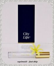 City Lips CLEAR Lip Plumping Lip Gloss Treatment  ~ HOLIDAY SALE ~ Brand New