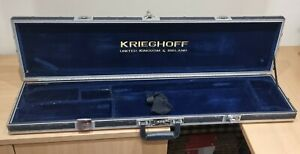 Krieghoff K80 Metal Carry Case With Cover