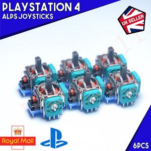 6 x PS4 Controller Replacement Joystick Thumb Stick Rocker Analog Sensor Part