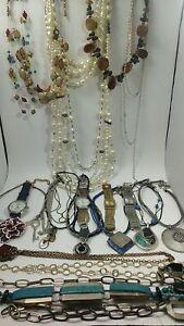 Lot of Chico's Fashion Jewelry