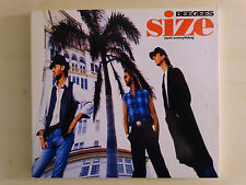 CD BEEGEES size isn't every thing hors commerce tirage limité  1000 ex (CACD1)