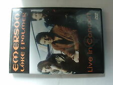 µ? DVD Emerson Lake & Palmer Live in Concert 1970 1973 1977