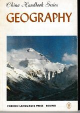 China Handbook Series: Geography - PB 1983 - Has pullout map