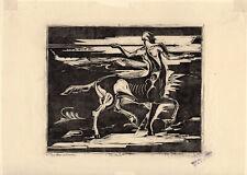 A.C. NINABER VAN EYBEN Centaur