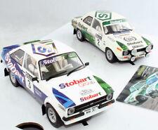 Scalextric C3369A Eddie Stobart RAC Rally Escorts MIB