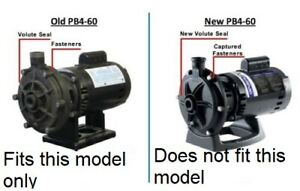 PB4-60 Impeller Polaris Booster Pump Part P15 P-15 PRE 2013 MODEL