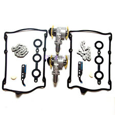 New Two Sets Cam Timing Chian Tensioner Kit For VW Passat AUDI A4 A6 2.7T 2.8 V6