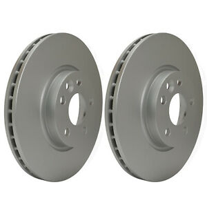 Front Brake Discs 300mm 54592PRO fits Volvo XC70 BZ 3.2 AWD T6 AWD D5 AWD