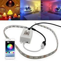 Mini Bluetooth/Wifi LED Controller&Remote RGB/RGBW LED Strip Light Creative