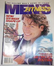 Men's Fitness Magazine Ab Circuit Routine September 1988 NO ML 110714R