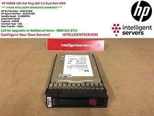HP 450GB 15K Hot Plug SAS 3.5 Dual Port HDD * 454232-B21 *