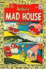 Archie's Mad House # 59 (Sabrina story) (USA, 1968)