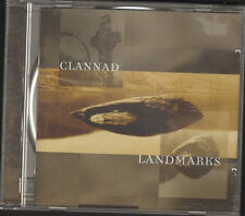 CLANNAD LANDMARKS 10 track CD NEW 1998 RCA 8 page  LYRICS PHOTO Land Marks