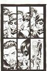 Avengers Academy #25 p.11 - Great Romantic Kiss Page - 2012 art by Tom Grummett