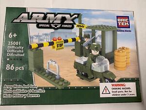 Bric Tek Building Blocks brictek   Army Special Forces  