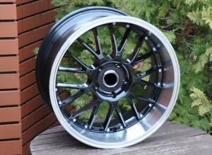 18 inch rims wheels fit BMW E38 E39 E60 E61 E63 E64 Bibs style 5x120 New 4 rims
