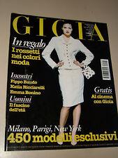 GIOIA 1996/4=MARTINA COLOMBARI=DEBORA PATTA=ANNETTE BENING=KATIA RICCIARELLI=