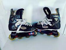 Mission Proto V Roller Hockey Skates Size 4 Free Shipping