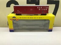 Athearn Genesis HO Raritan River 50' Sieco Boxcar RD #476 RTR New Old Stock