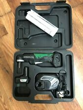 Hitachi 12v angle drill driver set koki