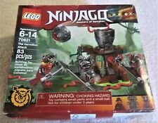 LEGO 70621 NINJAGO SET THE VERMILLION ATTACK SEALED NEW IN BOX